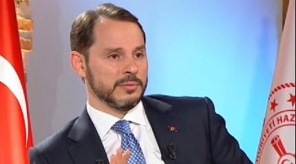 Hazine ve Maliye Bakanı Albayrak: Güçlü kırılganlıklar rayına oturmuş durumda