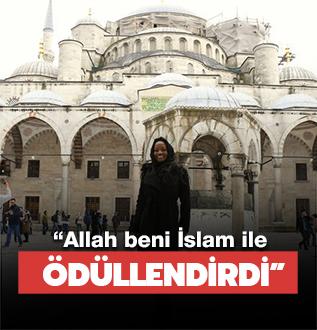 Müslüman olan şarkıcı Della Miles: Allah beni İslam'la ödüllendirdi