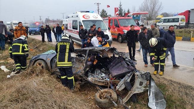 Kastamonu'daki trafik kazasında 3 komando uzman erbaş hayatını kaybetti. ile ilgili görsel sonucu