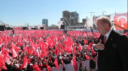 Başkan Erdoğan Ankara'da müjdeleri sıraladı
