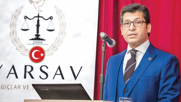 YARSAV'ın eski Başkanı Murat Arslan FETÖ'nün Ankesör soruşturmasında deşifre oldu
