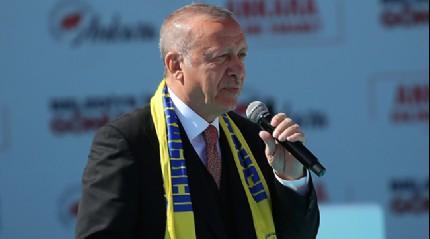 Başkan Erdoğan: Kimse bize parmak sallamayacak