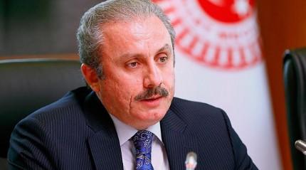 TBMM Başkanı Şentop: Türkiye dışarıdan hizaya sokulacak bir ülke değil
