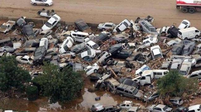 İran'da sel felaketi sonucu 17 kişi hayatını kaybetti, 74 kişi yaralandı