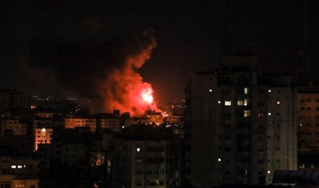 Gazze son durum nedir? İsrail Gazze son dakika Gazze'ye jet saldırısı