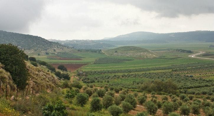 Golan Tepeleri'nin İsrail için önemi nedir Golan Tepeleri nerede kimin