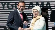 Son dakika - Emine Erdoğan: Son 17 yılda, 55 bine yakın engelli memur istihdam edildi