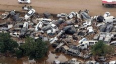 Son dakika - İran'da sel felaketi sonucu 17 kişi hayatını kaybetti, 74 kişi yaralandı