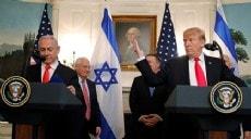 Son dakika - ABD Başkanı Trump, Golan Tepeleri işgalini tanıyan imzayı attı
