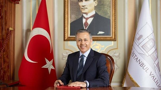 23 Haziran'a kadar Ä°stanbul'a Vali Ali Yerlikaya vekalet edecek